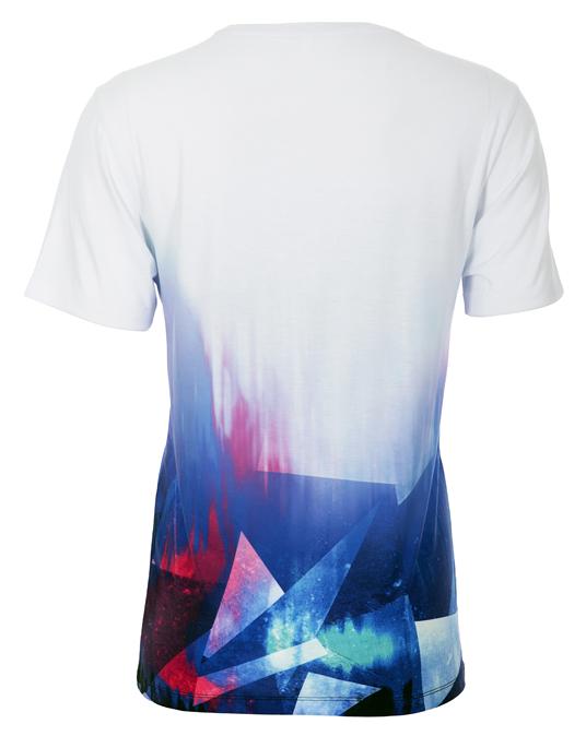Local Neon Faded Tee - Men, T-shirts - Local-UAE