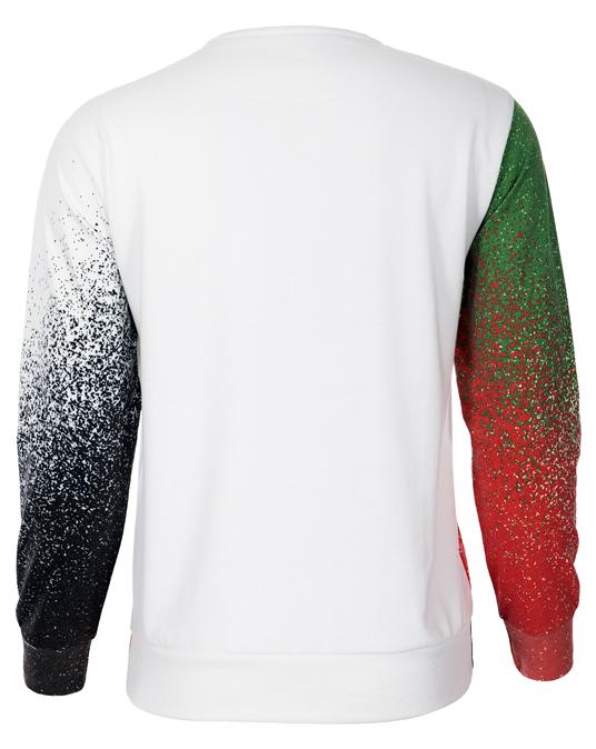 Local UAE Splatter Sweat - Men, Sweatshirts - Local-UAE